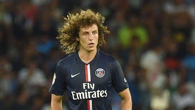 David Luiz: Relishing knock-out stage