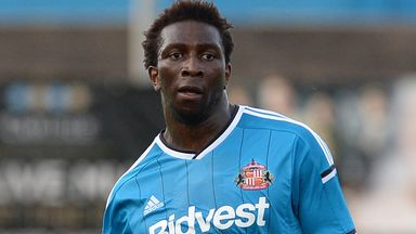 Modibo Diakite: Has 10 options on the table, according to Sunderland manager Gus Poyet