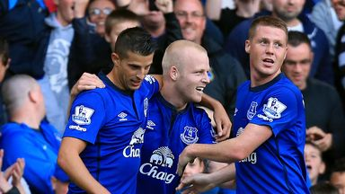 Steven Naismith: Given new role by Martinez