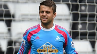 Lukasz Fabianski: Wants to stay