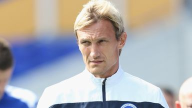 Sami Hyypia: Brighton boss in positive frame of mind