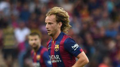 Ivan Rakitic: Admits Barca have had a difficult week