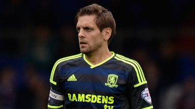 Jonathan Woodgate: Continues with Boro