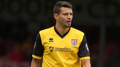 Marc Richards: Suffers injury blow
