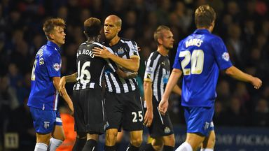 Gabriel Obertan: Winger assured of a role at Newcastle United by manager Alan Pardew
