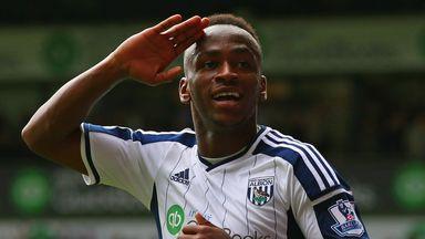 Saido Berahino: Four goals in last three league games
