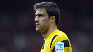 Sokratis Papastathopolous: Out for a fortnight