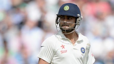 Virat Kohli: India batsman will captain his country for their Test series in Australia