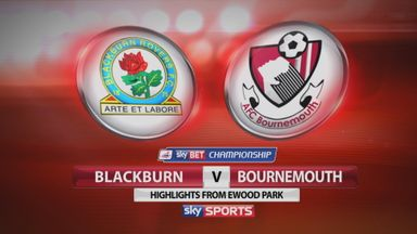 Blackburn 3-2 Bournemouth