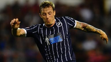 Martyn Woolford: Remains optimistic Millwall can survive