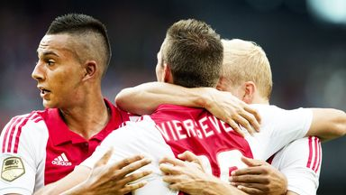 Ajax: Winners over Go Ahead Eagles