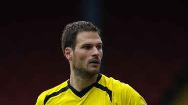 Asmir Begovic: Focused on Stoke