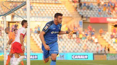 Getafe won 2-1 against Real Sociedad
