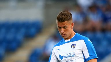 George Moncur: Looking to make the most of Colchester loan spell