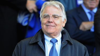 Bill Kenwright: The Everton chairman says the club would never get in the way of their players
