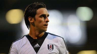 Bryan Ruiz: Ready to come back in out of the cold at Fulham