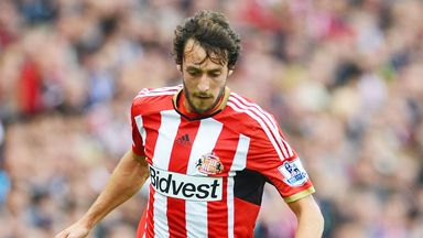 Will Buckley: Winger made his home debut for Sunderland against Manchester United