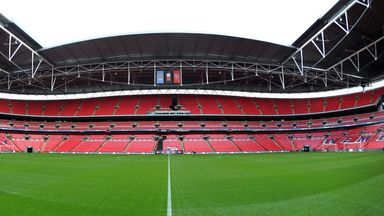Wembley: Will host the final and semi-finals of Euro 2020