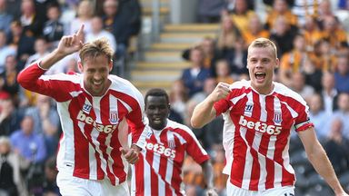 Peter Crouch: Has enjoyed working under Harry Redknapp in the past