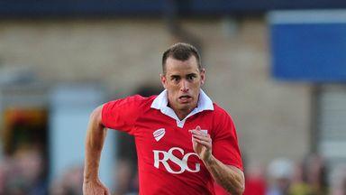 Aaron Wilbraham: On target for Bristol City in away win
