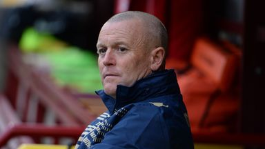 David Hockaday: Sacked after just 70 days in charge of Leeds