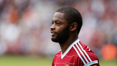 Alex Song: Big influence, says Sam Allardyce