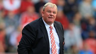 Steve Evans: Sweating on Green