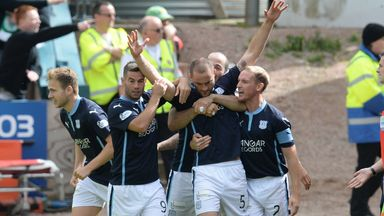 Dundee: Injury boost ahead of visit of Hamilton