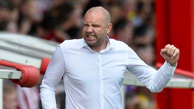 Bob Peeters: Charlton boss expects tough derby