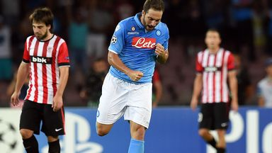 Gonzalo Higuain: Insists that he wants to stay at Napoli