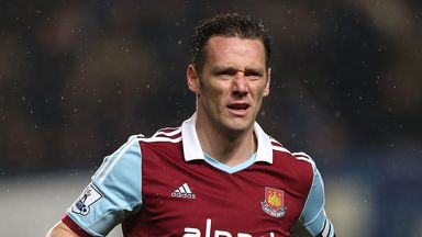 Kevin Nolan: West Ham captain receives apology