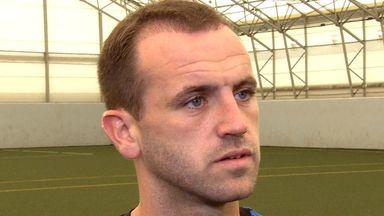 James McFadden: Has signed for St Johnstone