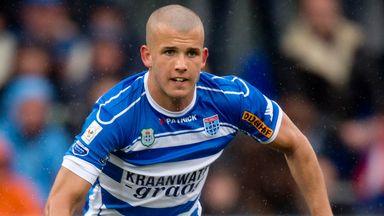 Jesper Drost: On target in PEC Zwolle victory