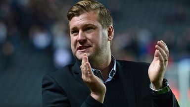 Karl Robinson: Subject of approach from Birmingham