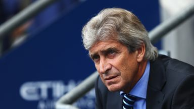 Manuel Pellegrini: Looking to get Champions League campaign up and running.