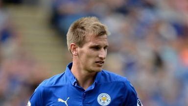 Marc Albrighton: Joined Leicester City this summer from Aston Villa