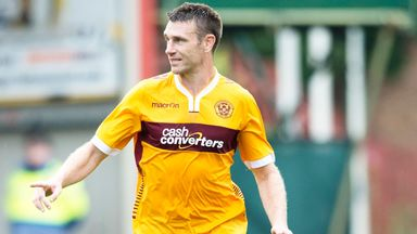 Stephen McManus: Motherwell defender has had his red card rescinded