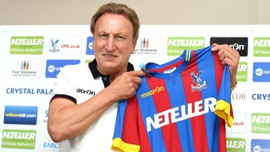 Neil Warnock: Crystal Palace boss managed to wrap up three late deals