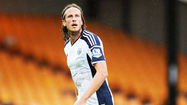Jonas Olsson: Expected back soon after the New Year