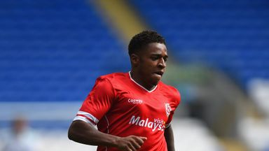 Kadeem Harris: Could feature for Cardiff this weekend