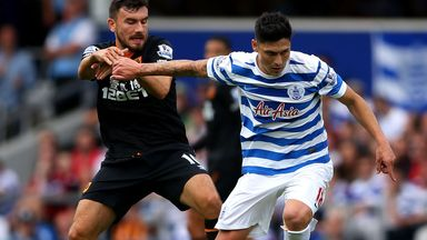 Robert Snodgrass: Suffered injury against QPR