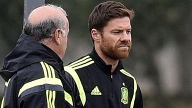 Xabi Alonso: Retires from international football