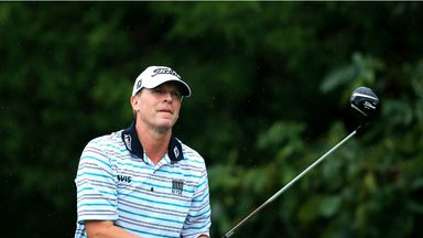 Steve Stricker: Out of action for at least two months