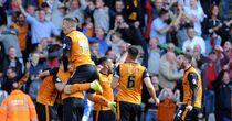 Wolves: Celebrate late winner against Cardiff