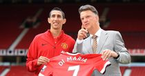 Angel Di Maria: Can he solve United's crossing problems