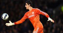 Thibaut Courtois: Wants Premier League and Champions League crowns