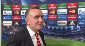 Liverpool relishing Real Madrid ties