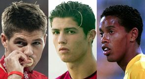 Gallery: From Cristiano Ronaldo to Ronaldinho, we look at the best 'nearly' deals