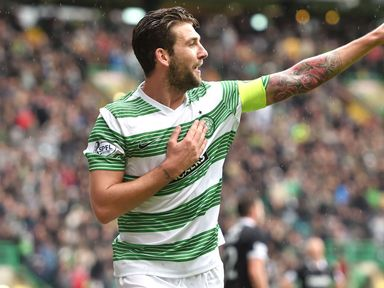 Charlie Mulgrew: Unavailable for Celtic