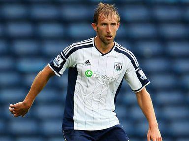 Craig Dawson: Signs a new deal at West Brom